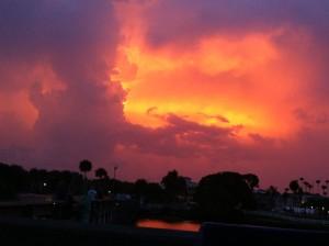 Sunset Safety Harbor